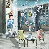 ::Magic tea party::