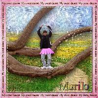 Murilo, my sweet dancer