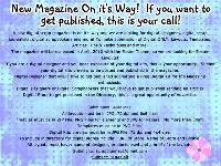 ScrapDigi Magazine Call