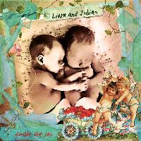 Sweet Little Liam and Julian