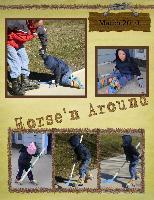 Horse'n Around