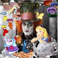 Hatter and Old Friends.