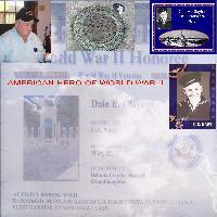 Proud American Soldier World War II