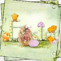 Easter Card 2010