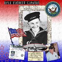 Dale Everett Clayton US Navy