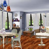 A created room