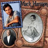 Mark Harmon - Portrait