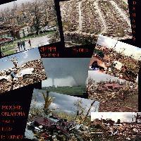 Moore Oklahoma Tornado May 3 1999