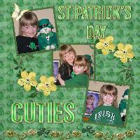 St. Patty's Day Cuties
