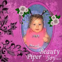 Piper A Thing Of Joy