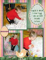 Alex's Easter Egg Hunt