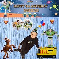 Happy Birthday Mathias