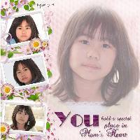 Ayumi at 9