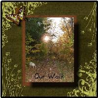 Our Autumn Walk