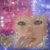 Sparkling Look