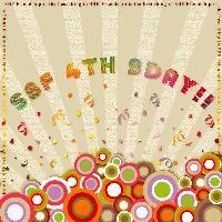 Happy 4th SBF Bday!!!