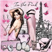 In the pink.....