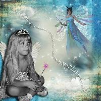 a little bit of fairie magic