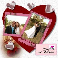My wedding quickpages