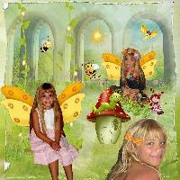 Fairy Child Kerry