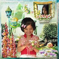 Srinidhi's Magic Garden