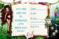 ~Kaila's Birthday Invitation~