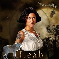 ~Leah The Wolf~