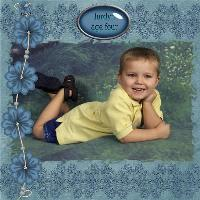 Jordyn age 4