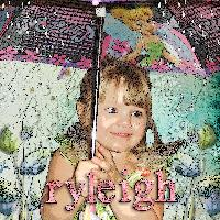 Ryleigh in the Rain