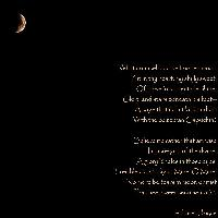 What Counsel Has The Hooded Moon