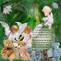 Angels and Teddies