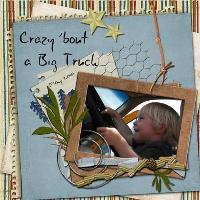 Crazy 'bout a Big Truck