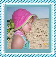 Ryleigh at The Beach