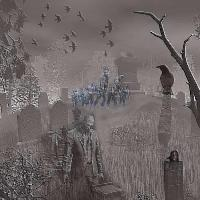 Cemetary of   zombies
