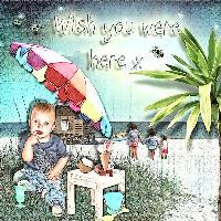 Wish you where here............
