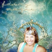 Funky Fairy Annie as a Fairy
