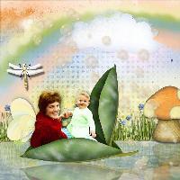 My dear Kiwi Fairy!