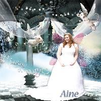 Jerri-Anne as Aine