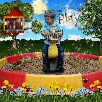 Gabriel at Play
