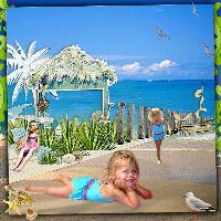 Beach Babe Megan