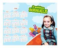Calendário Manuela