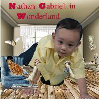 Nathan Gabriel in Wonderland