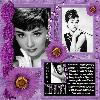 Audrey ... The lady of the silverscreen
