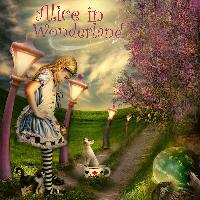 A-Alice in Wonderland
