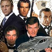 James Bond (all of them)