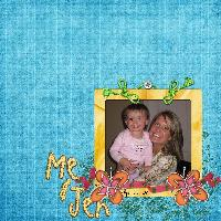 Me & Jen 2010