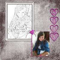 My first sketch by Sian