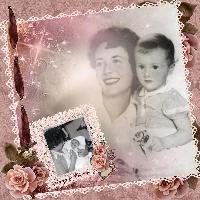 Claudia & Her Mother Anny