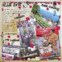 ~~New Zealand Kiaora~~