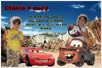 Otavio's Birthday Invitation